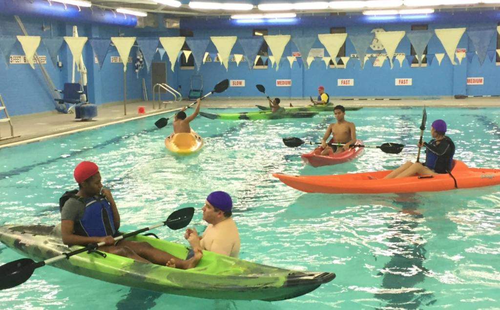 Free Indoor Kayak Instruction Waterfront Alliance