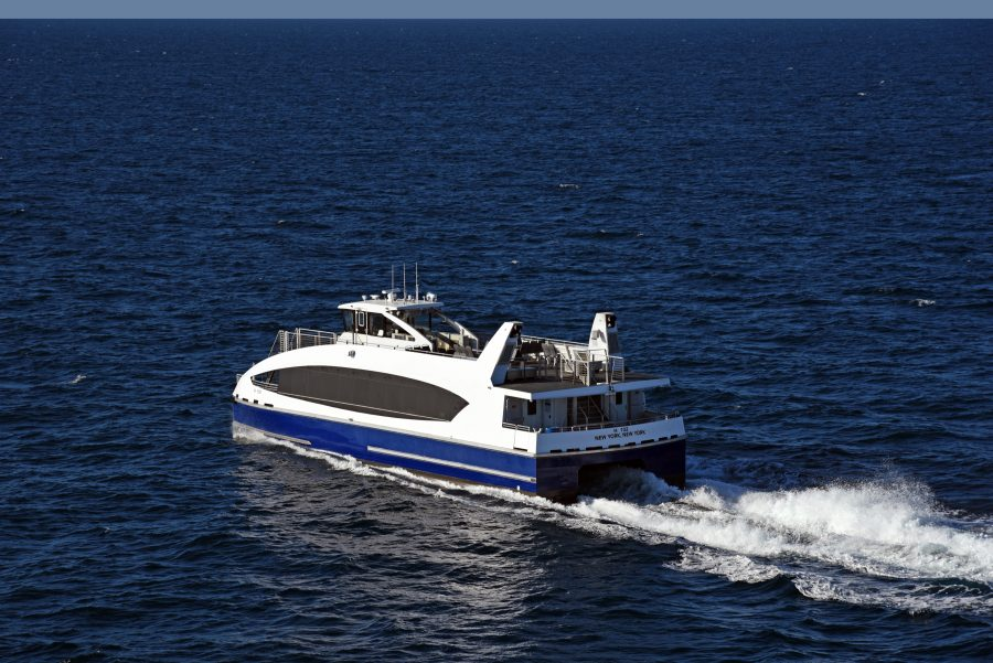 NYC Ferry Launches on May 1 | Waterfront Alliance