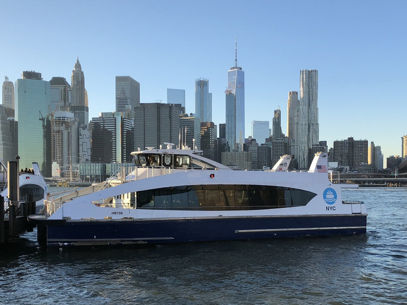 NYC Ferry Expands Service | Waterfront Alliance